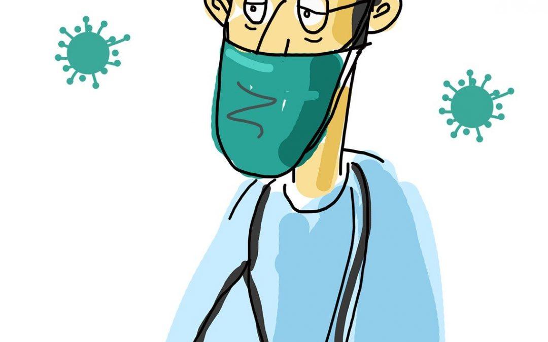 Comprender el estrés laboral entre el personal sanitario